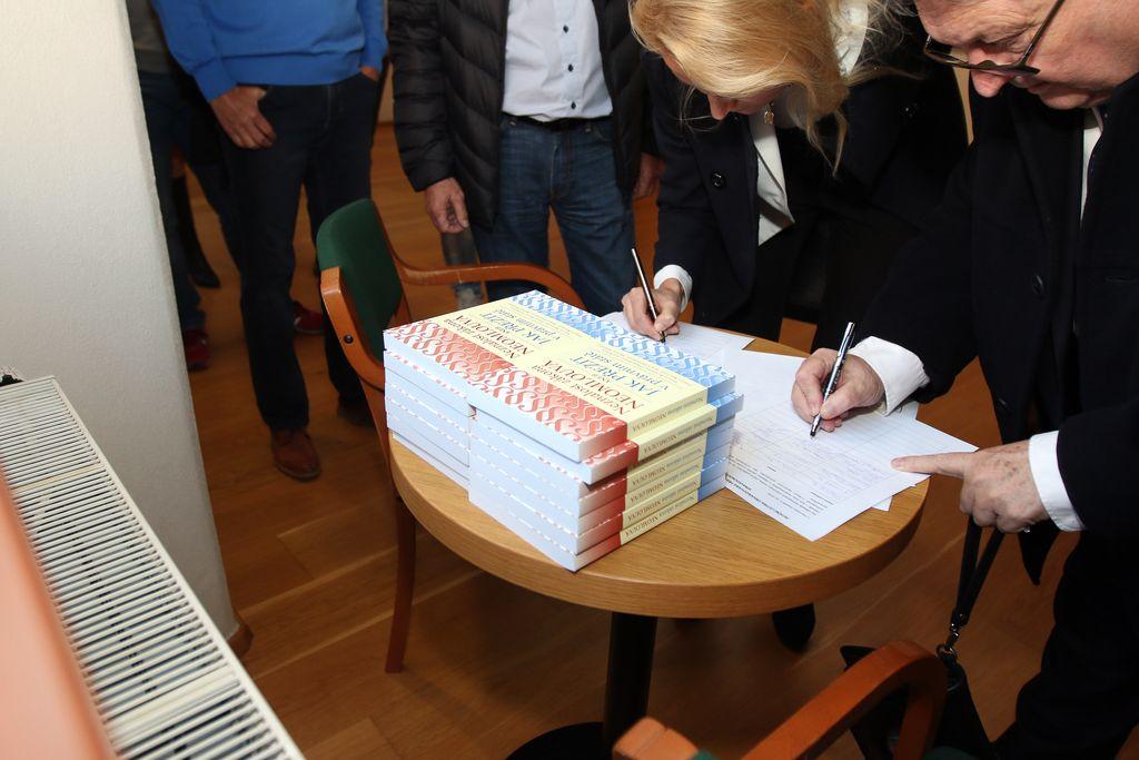 První setkání spolku v Uherském Hradišti