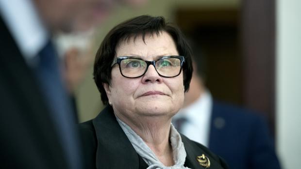 dopis Aleny Vitáskové ministryni spravedlnosti Marii Benešové ze dne 23.10.2020