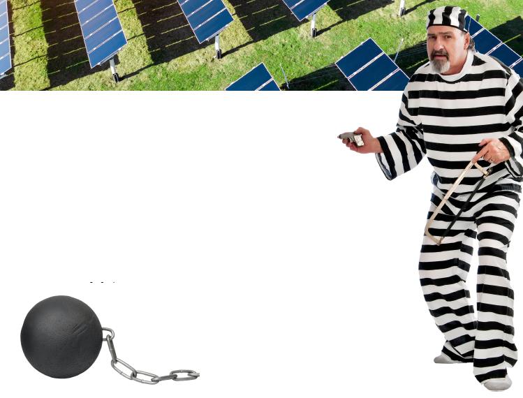 Modernizační fond aneb 8 359 kaskadérů se solárními elektrárnami.